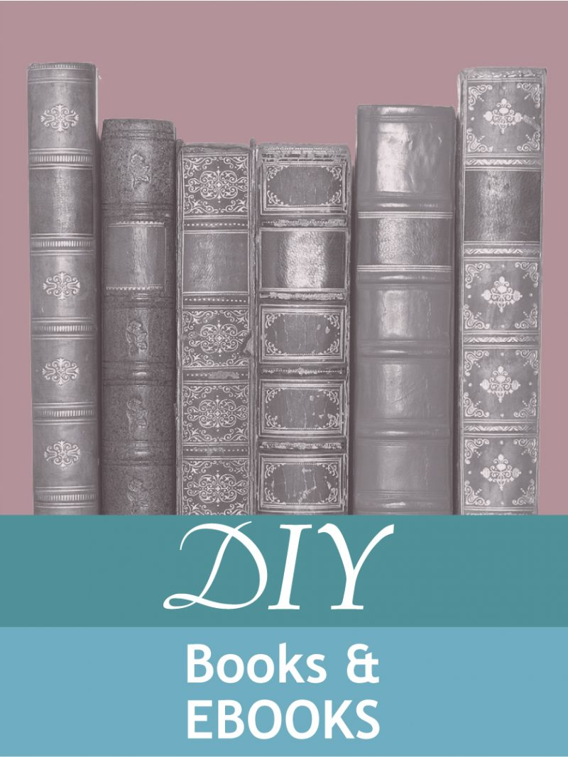 estate sale advice, downsizing and estate clean out books