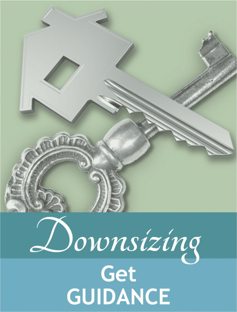 downsizing guidance and consulation