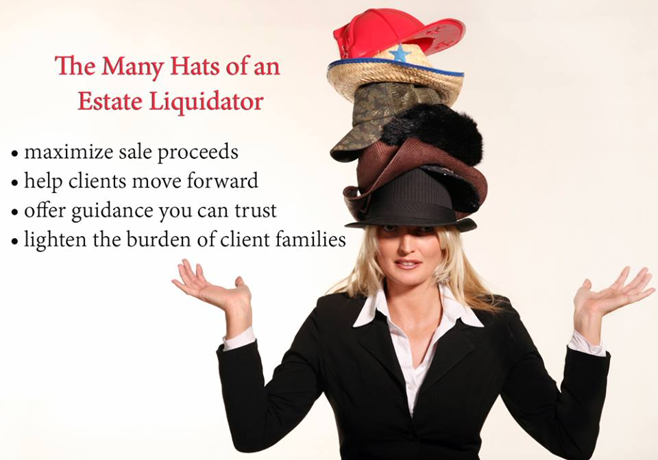 Many Hats Estate Liquidator